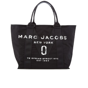 Marc Jacobs Women's New Logo Tote Bag - Black