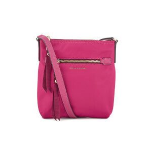 Marc Jacobs Women's Trooper North South Cross Body Bag - Hibiscus