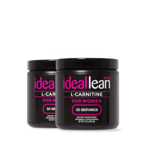 IdealLean L-Carnitine (60 Servings)