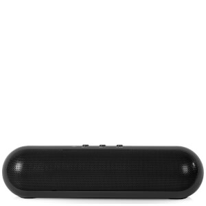Akai Portable Slimline Portable Bluetooth Speaker - Black