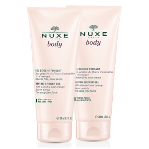 NUXE Body Melting Shower Gel Duo (Worth £19)