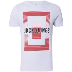 Jack & Jones Men's Core Booster T-Shirt - White