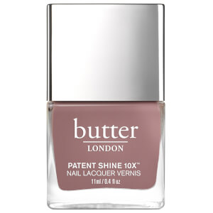 Esmalte de uñas Patent Shine 10X de butter LONDON Royal Appointment 11 ml