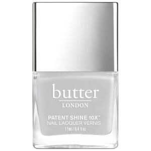 butter LONDON Patent Shine 10X Nail Lacquer Sterling 11ml