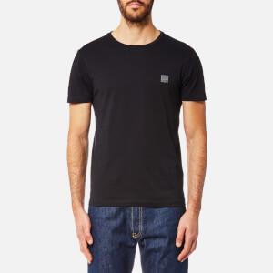 BOSS Orange Men's Tommi Crew Neck T-Shirt - Black