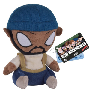 The Walking Dead Tyrese Gibson Mopeez Plush Figure