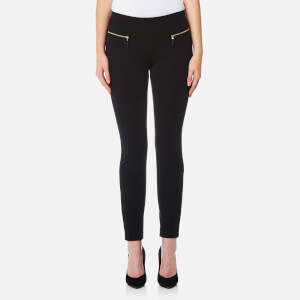 MICHAEL MICHAEL KORS Women's Ponte Pants - Black