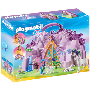 Playmobil Take Along Fairy Unicorn Garden (6179)