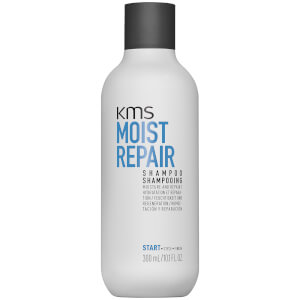 Shampoo Moist Repair da KMS 300 ml