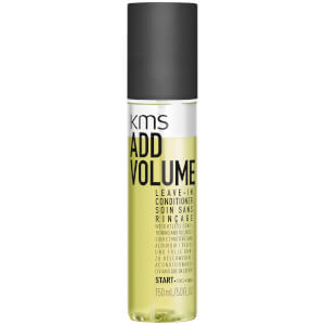 Acondicionador sin aclarado Add Volume de KMS 150 ml