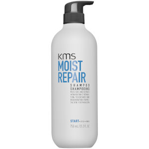 Shampooing Moist Repair KMS 750 ml