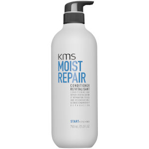 Acondicionador Moist Repair de KMS 750 ml