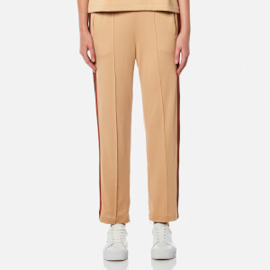 Ganni Women's Dubois Polo Trousers - Cuban Sand