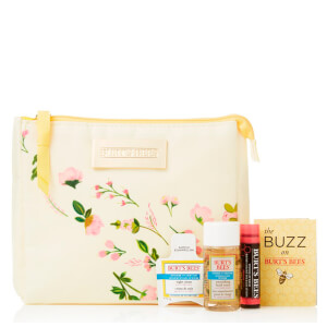Burt's Bees Naturally Gifted Bloom Hibiscus Bundle (Free Gift)
