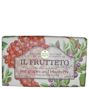 Nesti Dante Il Frutteto Red Grapes & Blueberry Soap 250 g