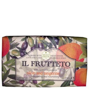 Nesti Dante Il Frutteto Olive Oil and Tangerine Soap 250 g