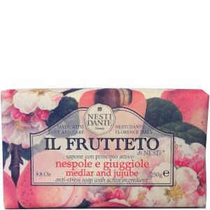 Nesti Dante Il Frutteto Medlar and Jujube Soap(네스티 단테 일 프루테토 메들라 앤 주줍 솝 250g)