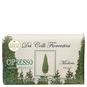 Цветочное мыло «Кипарис» Nesti Dante Dei Colli Fiorentini Cypress Tree Soap 250 г
