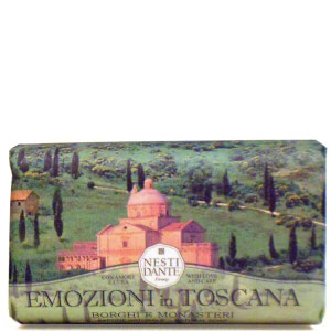 Nesti Dante Emozioni in Toscana Villages and Monasteries Soap 250g