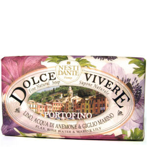 Мыло серии «Сладкая жизнь: Портофино» Nesti Dante Dolce Vivere Portofino Soap 250г
