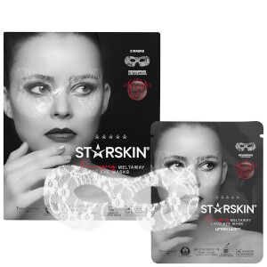 STARSKIN Lifting Lace™ Revamping Meltaway Lace Eye Masks 2 x 10g