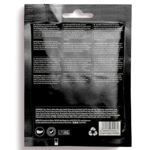 BARBER PRO Under Eye Mask with Activated Charcoal and Volcanic Ash (3 Applications): Image 2
