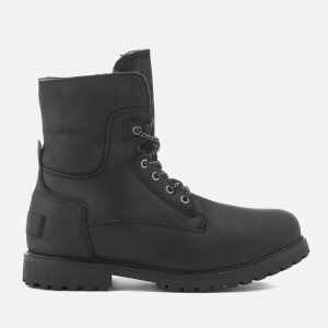Bottines Homme Aviator Roll Down Wrangler - Noir