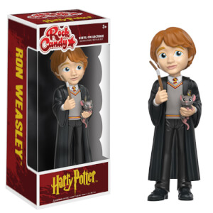 Figurine Ron Weasley - Harry Potter - Rock Candy Vinyl