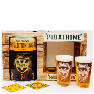Make Your Own Lager Brewing Kit