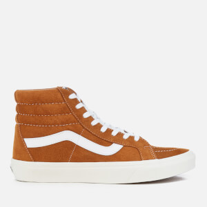 Vans Men's Sk8-Hi Reissue Retro Sport Hi-Top Trainers - Glazed Ginger