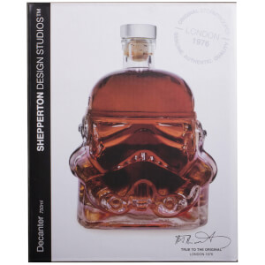 Star Wars Original Stormtrooper Decanter 750ml