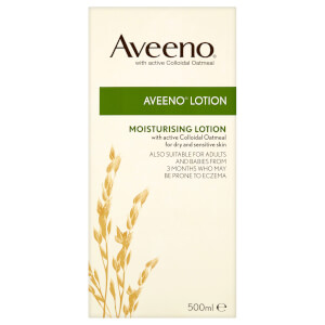 Lotion hydratante Aveeno 500 ml