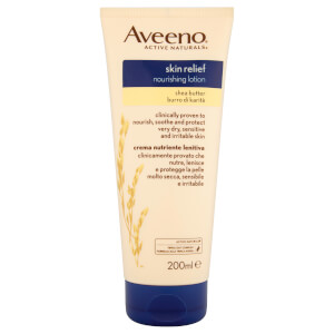 Aveeno Skin Relief Nourishing Lotion Shea Butter 200ml