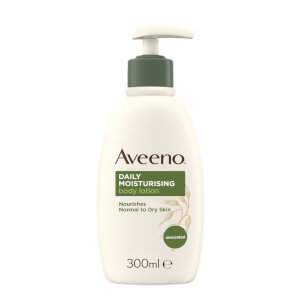 Loción hidratante diaria de Aveeno 300 ml