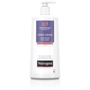Neutrogena Norwegian Formula Visibly Renew Body Lotion 400ml