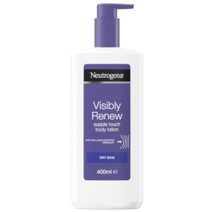 Neutrogena Norwegian Formula Visibly Renew Elasti-Boost Body Lotion Moisturiser 400ml