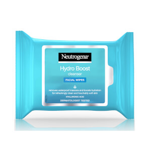 Neutrogena Hydro Boost Cleanser Wipes (25 Wipes)