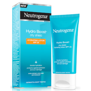 Neutrogena Hydro Boost® City Shield SPF Moisturizer