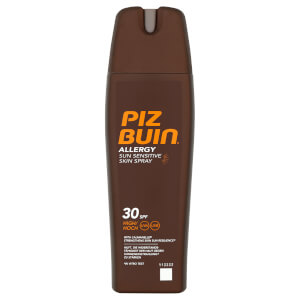 Spray Allergy Pele Sensível ao Sol da Piz Buin - FPS 30 Alto 200 ml