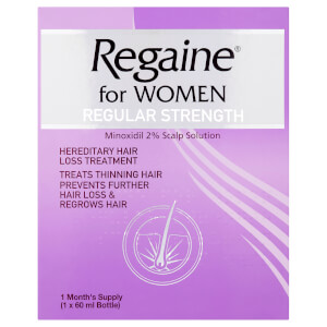 Regaine for Women Extra Strength Hair Regrowth Solution 60ml