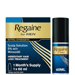 Regaine Men's Extra Strength Hair Loss and Hair Regrowth Solution 60ml