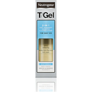 Neutrogena T/Gel 2-in-1 Anti Dandruff Shampoo Plus Conditioner(뉴트로지나 T/Gel 2-in-1 안티 댄드러프 샴푸 플러스 컨디셔너 250ml)
