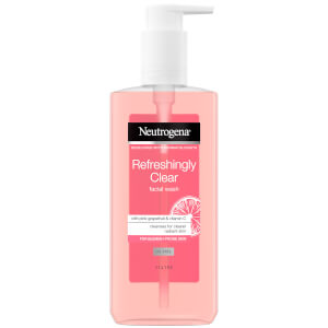 Refreshingly Clear Facial Wash