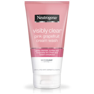 Visibly Clear® Pink Grapefruit Cream Wash 150ml