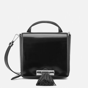 KENZO Women's Sailor Small Top Handle Cross Body Bag - Black