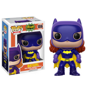 Figura Funko Pop! Batgirl - Batman