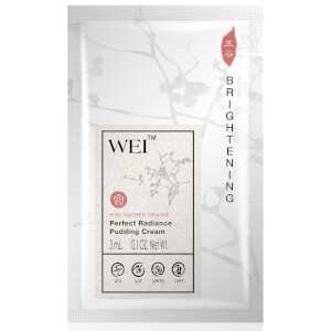 WEI Sachet Five Sacred Grains Perfect Radiance Pudding Cream Sample 4ml (Free Gift)