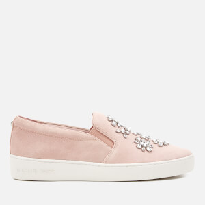 MICHAEL MICHAEL KORS Women's Keaton Slip-On Trainers - Ballet