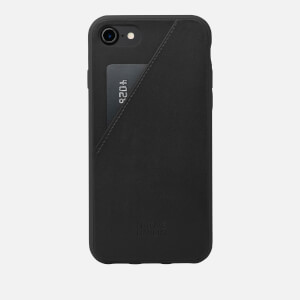 Native Union Clic Card iPhone 7 Case - Black