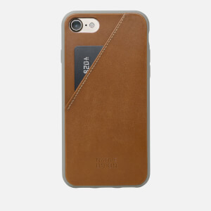Native Union Clic Card iPhone 7 Case - Tan